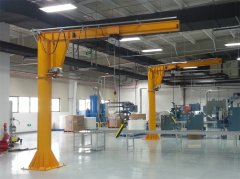 360 Degree Rotating Arm Jib Crane