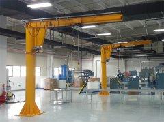 360 Degree Rotating Arm Jib Crane