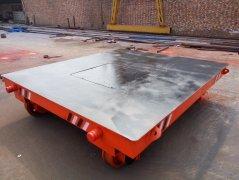 KPX Electric Flat Transfer Carts