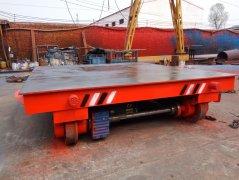 Battery Rail Transfer Cart