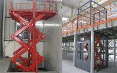 Stationary scissor lift platforms manufac