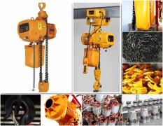 0.5 ton 3 ton 10 ton electric chain hoist