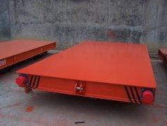 Battery Powered Railway Cart