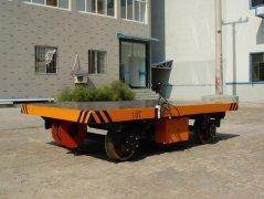 Towed Railway Electric Cart