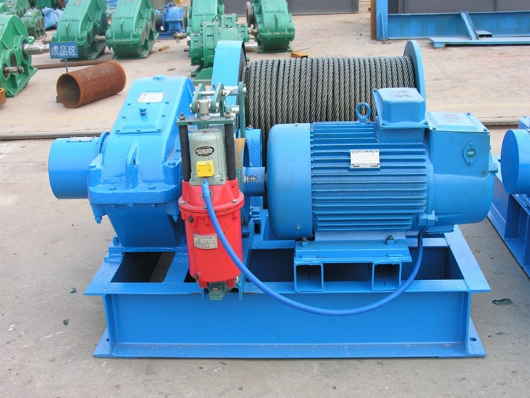 JK Electric Winch