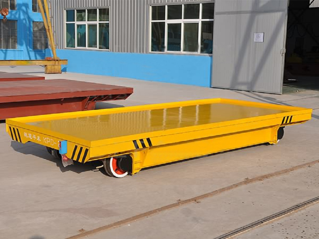 Low Voltage Railway Electric Cart