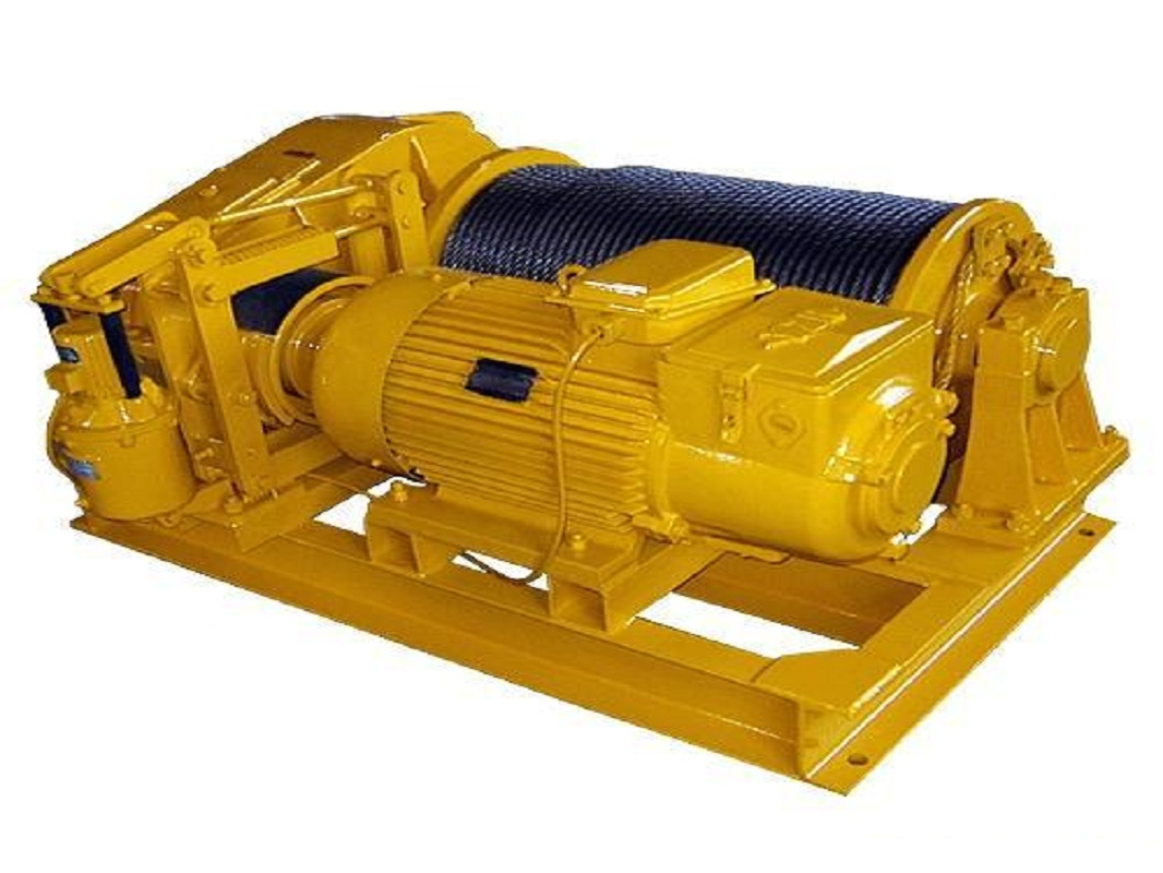Variable Speed Winch